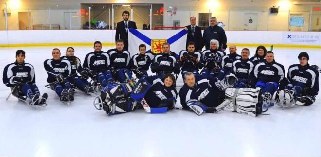 sledge team ns