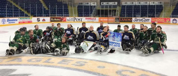 cape breton sledge tourney winners