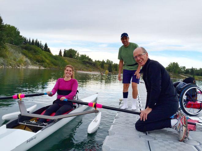 para rowing